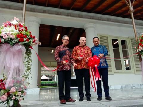 Gedung Sjahrir Saksi Bisu Kemitraan AS-Indonesia