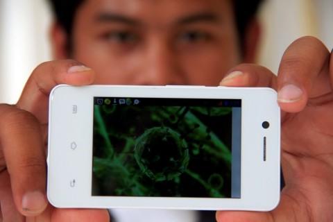Pegawai Huawei Terduga Terjangkit Virus Korona Warga Negara Tiongkok