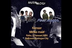 Festival Besutannya Ricuh, Musikologi Gelar Konser Minta Maaf