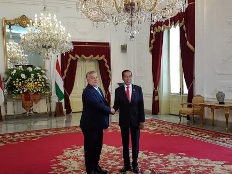 Indonesia-Hungaria Komitmen Tingkatkan Kerja Sama
