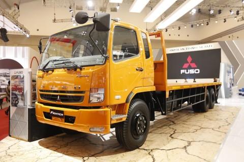 Mitsubishi Fuso di Puncak Produsen Kendaraan Niaga Tanah Air