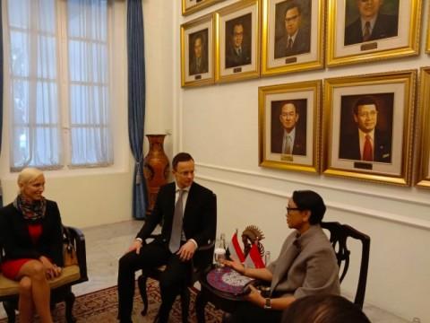 Indonesia-Hongaria Ingin Kembangkan Sistem Jalan Tol