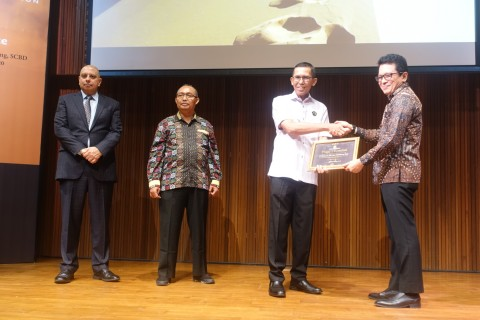Pertamina EP Jatibarang Field Raih Penghargaan dari Kementerian ESDM