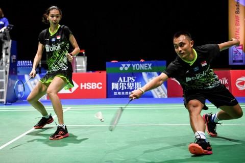 Dua Ganda Campuran Indonesia Melenggang ke Perempat Final