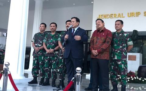 Prabowo: Pertahanan Indonesia Kian Kokoh