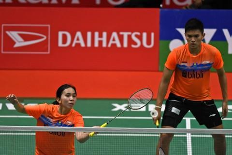 Indonesia Bukukan Empat Wakil di Perempat Final