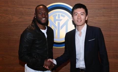 Inter Milan Resmi Pinjam Victor Moses