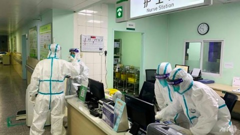 Lima Kota Telah Diisolir Tiongkok untuk Halau Virus Korona