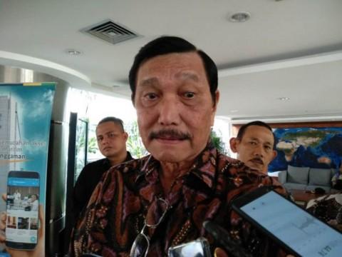 Luhut Kenalkan Inisiatif Dukung Sawit Berkelanjutan di Indonesia