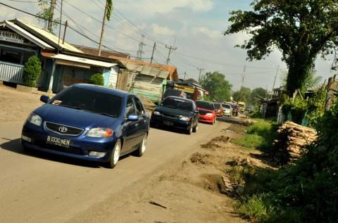 TSVC Bogor Bantu Korban Bencana di Desa Harkat Jaya