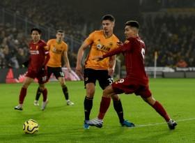 Liverpool Curi Poin Penuh di Kandang Wolves