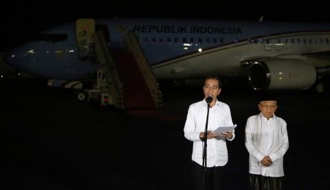 Gairah Energi Terbarukan Kembali Bangkit di 100 Hari Jokowi-Ma'ruf
