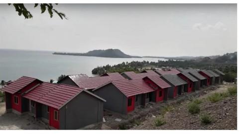 Pemerintah Bangun Rumah bagi Nelayan di Sulawesi Utara
