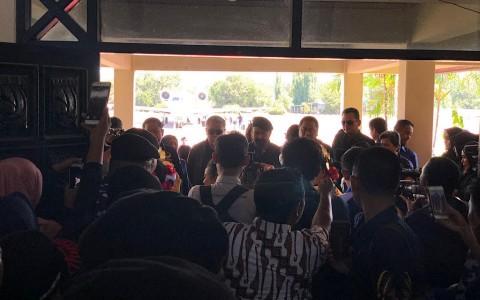 Surya Paloh Hadiri NasDem Days 2020 di Makassar