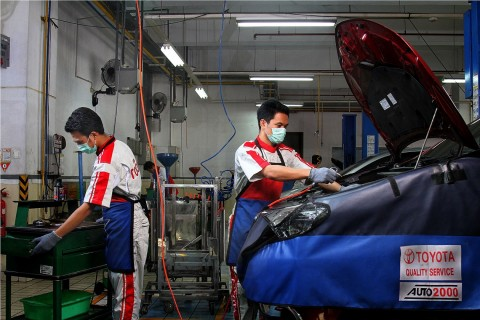 3,4 Juta Mobil Toyota Kena Recall Gara-Gara Airbag
