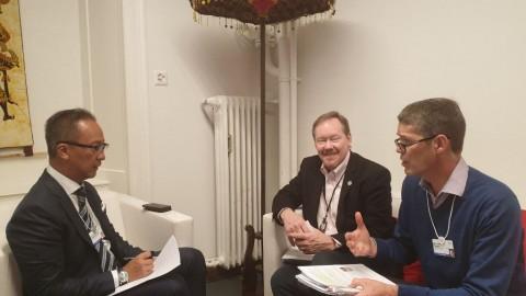 Menperin Beberkan Strategi Dongkrak Ekspor Industri di Davos