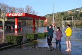 Korban Tewas dari Badai Gloria Menjadi 13 Orang
