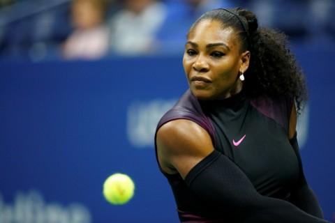 Tersingkir dari Australian Open, Serena: Servis Wang Sangat Kuat