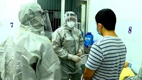 Bapak dan Anak Positif Virus Korona di Vietnam
