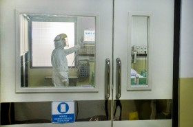 Meski Masih Diduga, Pasien Virus Korona Harus Tetap Diisolasi