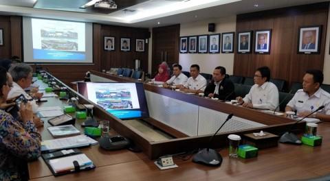 Pemkot Tangerang Minta Bantuan Kementerian PUPR Revitalisasi Pasar