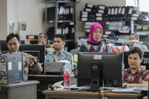 Kecerdasan Buatan Bakal Mulai Dicoba ke Birokrasi