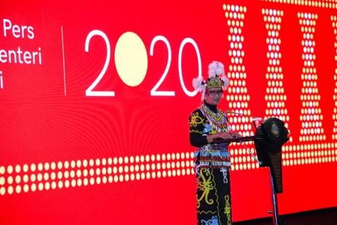 Diplomasi Ekonomi Mesin Utama 100 Hari Jokowi-Ma'ruf