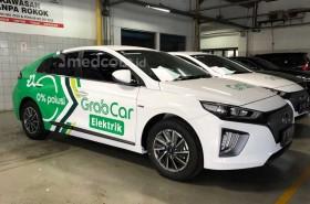 Pekan Depan, Grab Car Hyundai Ioniq Electric Mulai Beredar