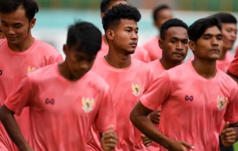 Uji Coba Perdana Timnas U-19 Berujung Kekalahan