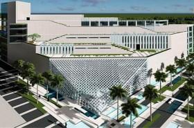 Pembangunan UIII Depok Ditargetkan Rampung Akhir 2020