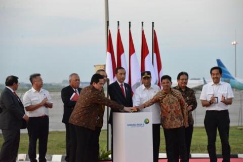 PTPP Rampungkan Pembangunan Runway 3 Bandara Soekarno-Hatta