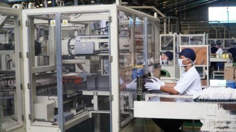 Softex Indonesia Genjot Produksi di Pabrik Sidoarjo
