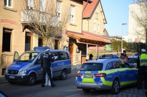 Pria Tembak Enam Saudaranya Sendiri di Restoran Jerman