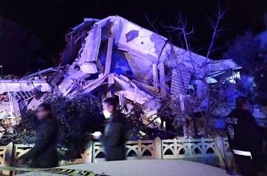 Gempa di Provinsi Terpencil Turki Tewaskan 14 Orang