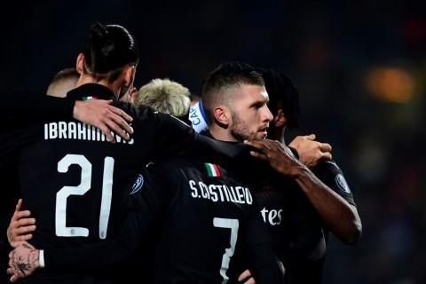 Fakta Menarik Usai AC Milan Bungkam Brescia