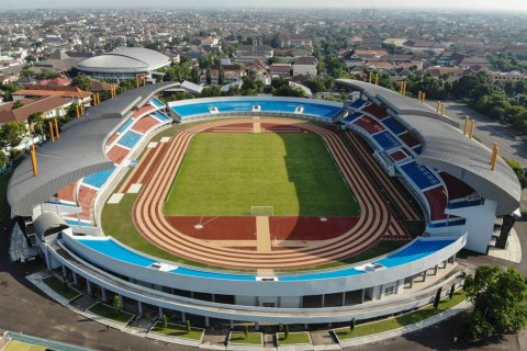 Pemerintah DIY Siapkan Rp60 Miliar untuk Poles Stadion Mandala Krida