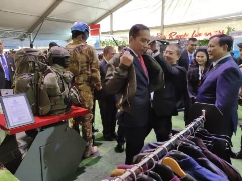 JBNP Apresiasi Pemerintah Gandeng Industri Pertahanan Dalam Negeri