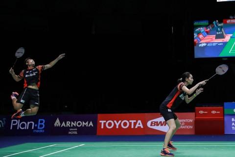 Thailand Masters 2020: Hafiz/Gloria Melangkah ke Final