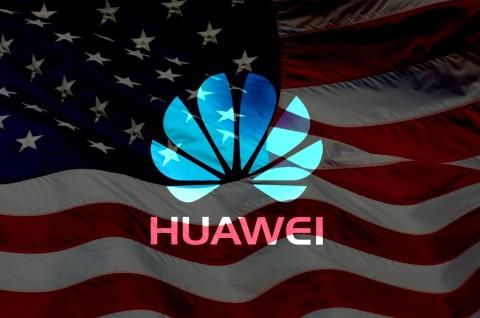 AS akan Perluas Larangan untuk Huawei pada 2020