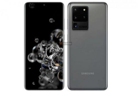 Perangkat Model Samsung Galaxy S20 Muncul di Video