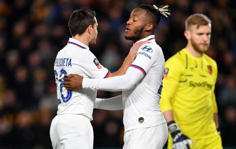 Bungkam Hull, Chelsea Lolos ke Perempat Final