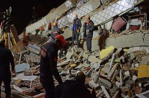 Korban Tewas Gempa di Elazig Turki Jadi 29 Orang