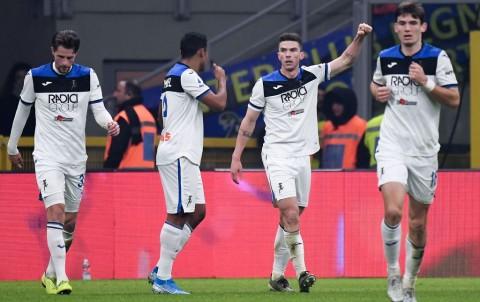 Atalanta Pesta Tujuh Gol di Markas Torino