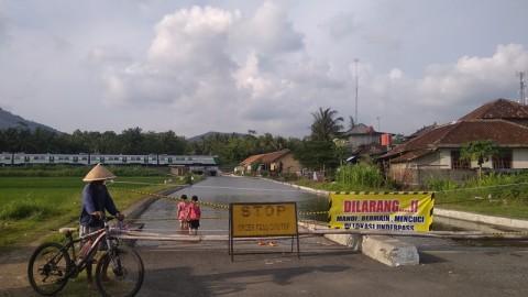 Underpass di Kulon Progo Tergenang Air dalam Sepekan