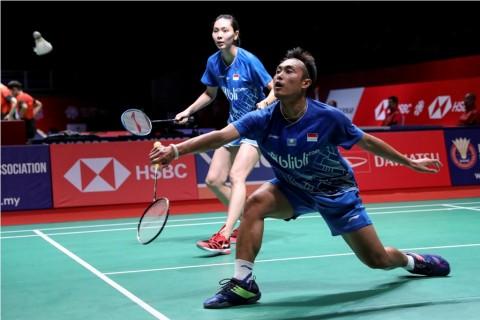 Hafiz/Gloria Siap Capek di Final Thailand Masters 2020