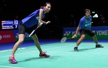Hafiz/Gloria Gagal Raih Gelar Thailand Masters bagi Indonesia