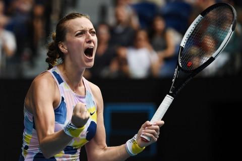Kvitova ke Perempat Final Australia Open