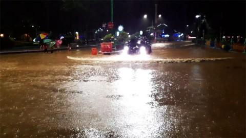 Curah Hujan Tinggi, Banjir Terjadi di 19 Titik di Jepara