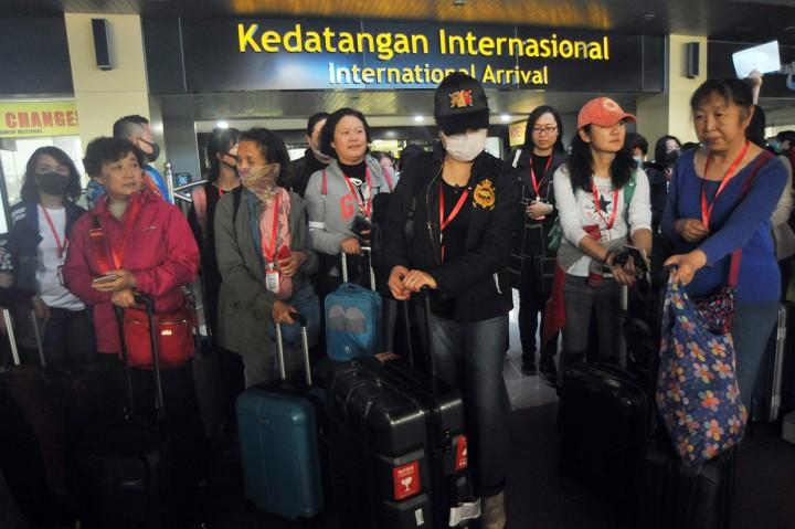 Ratusan Wisatawan Tiongkok Kunjungi Sumatera Barat