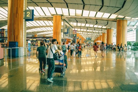 Agen Hentikan Penjualan Tiket untuk Wisman Tiongkok
